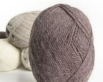 100/% Wool yarn CASHMIRA Alize Virgin wool yarn Hand knitting yarn Crochet yarn Warm wool yarn 100 percent wool yarn Worsted yarn
