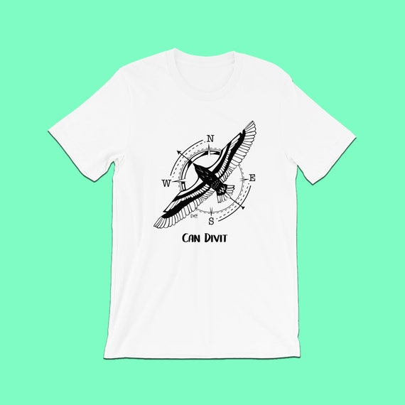 Erkenci Ku Can Divit Albatros Tattoo Camiseta T Shirt