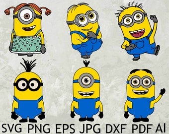 photograph about Minion Printable Images identify Minions Etsy