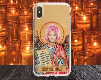 nicki minaj iphone xs case