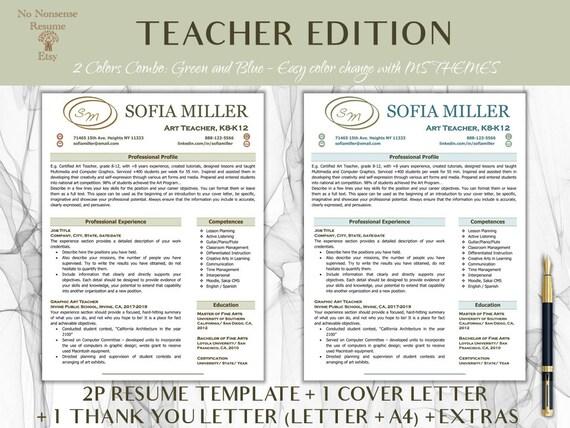 Items similar to Elegant Art Teacher Simple Creative ...