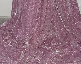 "1M dark plum dress tulle with dimond stud FABRIC 45 /"" WIDE decorating"