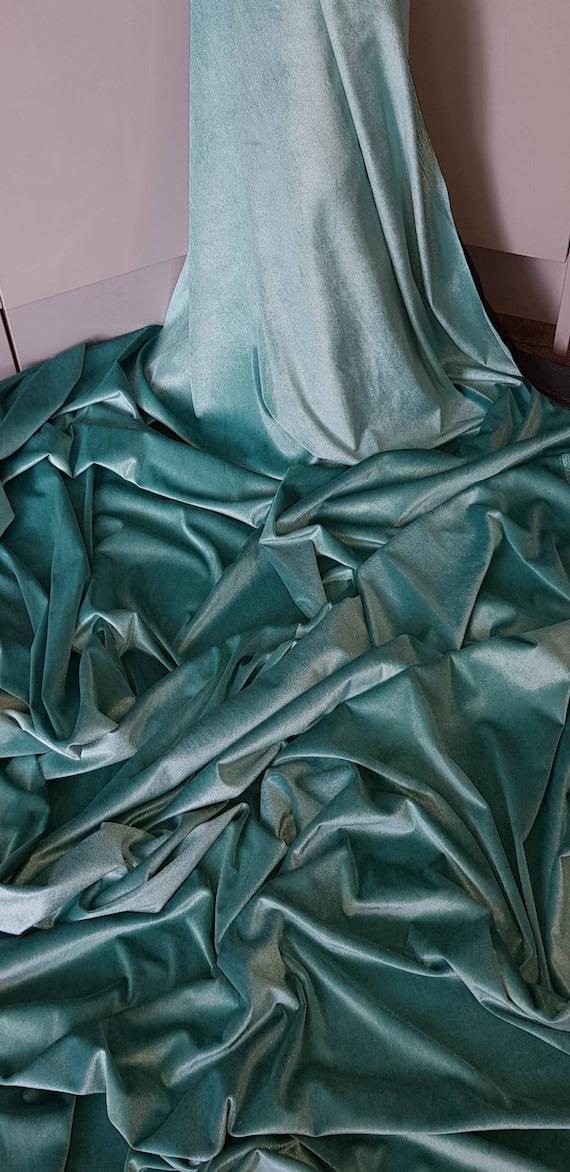 """1m animal print  velvet //velour fabric  58 /"""" wide slight strech"""