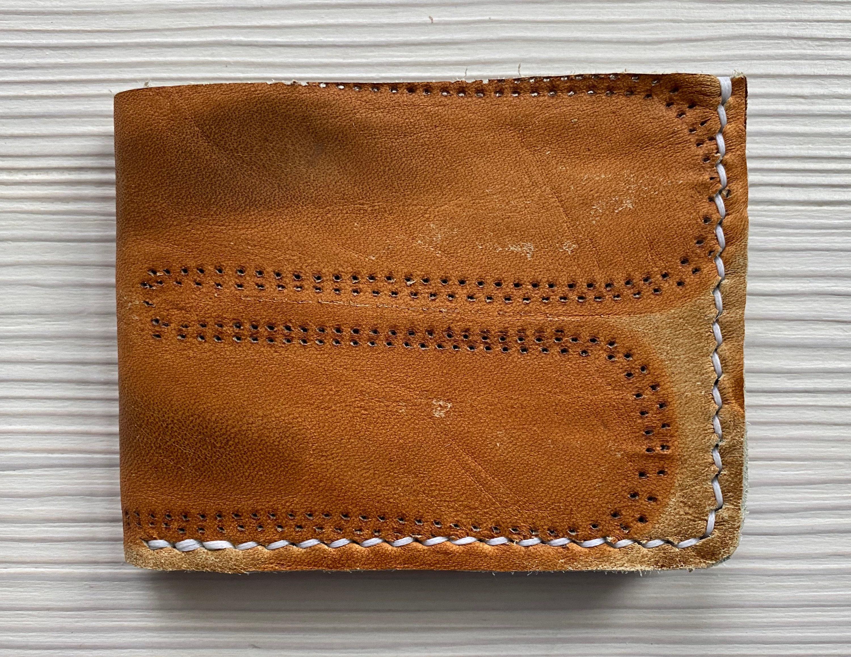 Custom Graduation Baseball Glove Wallet  Bifold Gift