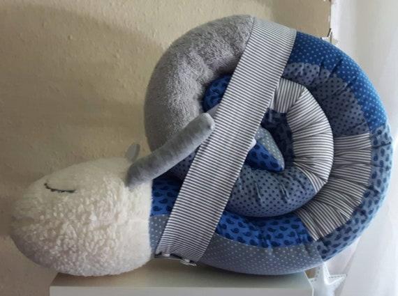 bedsnake snail snake puck snail nest still pillow grid protection puck snake