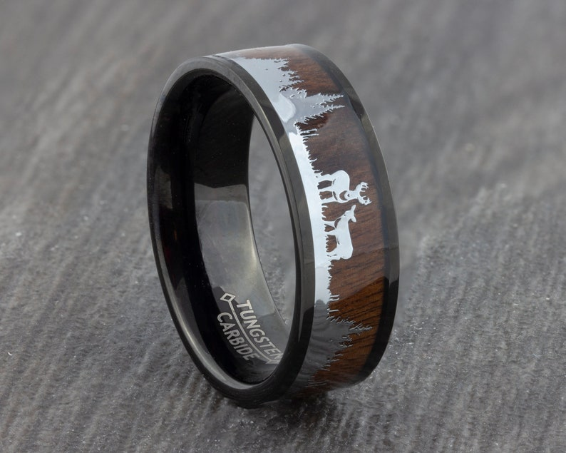Wedding Band And Anniversary Ring Designed For Maximum Comfort Fit For Men And Women Use Size 9 Silver Tungsten Carbide Faith Hope And Love Ring 8mm