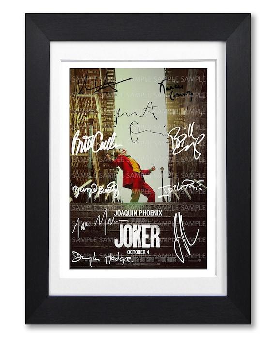 18x24 16x20 13x19 Joker Card 2019 Poster Joaquin Phoenix Sizes 8x10 11x14