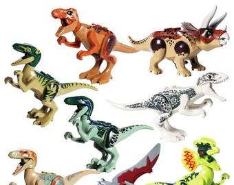 Jurassic world toys | Etsy