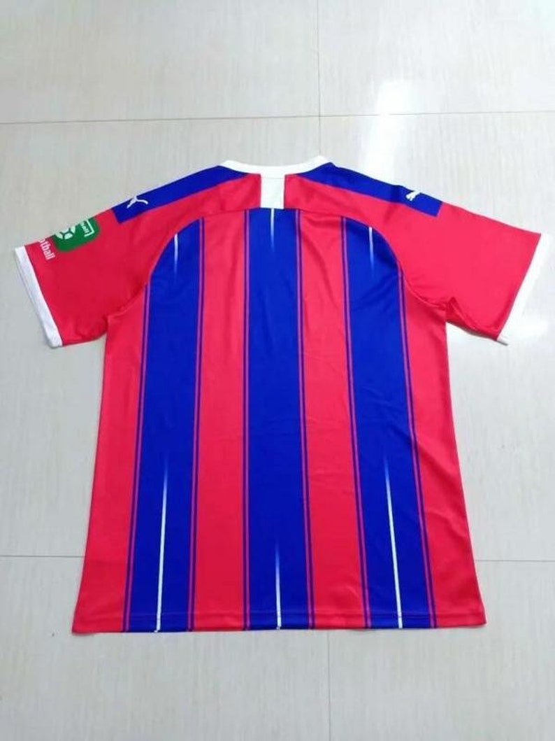 Crystal Palace HomeAway Soccer Football Jersey 20192020 Men Adult