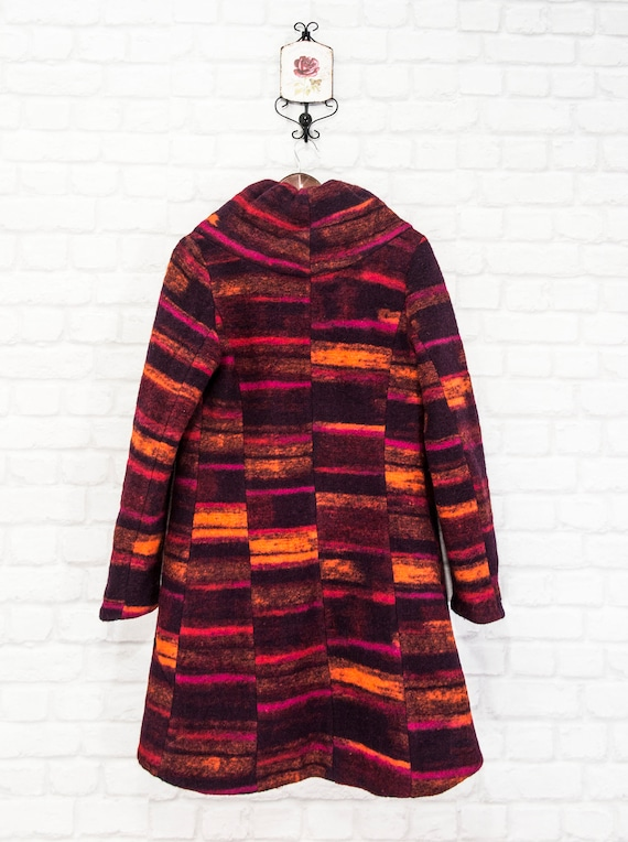 Aventures des Toiles Multicoloured Womens Coat Vi… - image 4