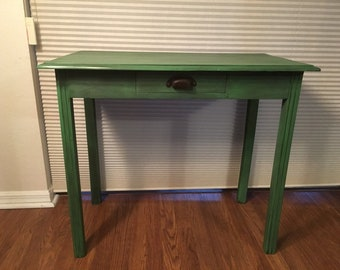 Antique Secretary Desk Etsy >> Painted Desk Etsy