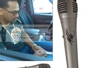 Mike Epps Last Friday Comic Signed Autographed Microphone Mic Proof COA Ice Cube