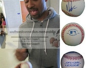 Mike Epps Next Friday Hangover Signed Autographed Baseball Celeb Comedy Proof