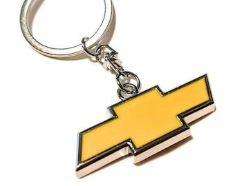 Chevy Keychain Etsy