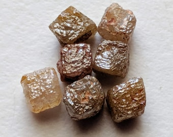 1pc 3mm-4mm each Diamond cubes one piece per order