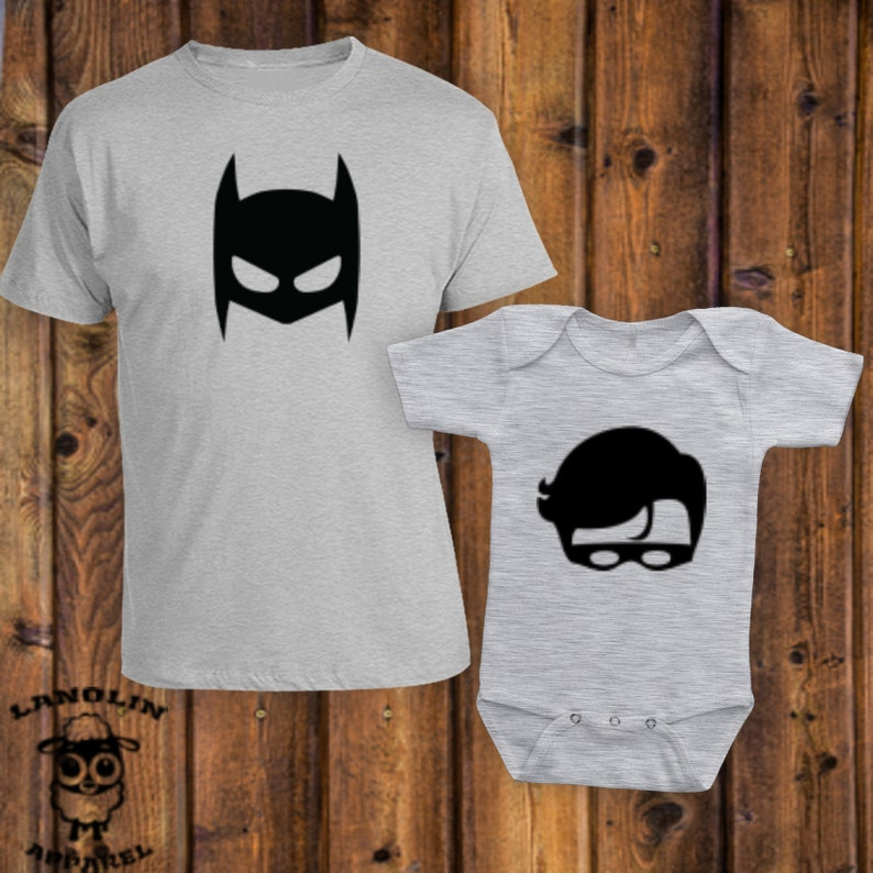 Dad Superhero Father/'s Day funny  Onesie  or Tee Shirt