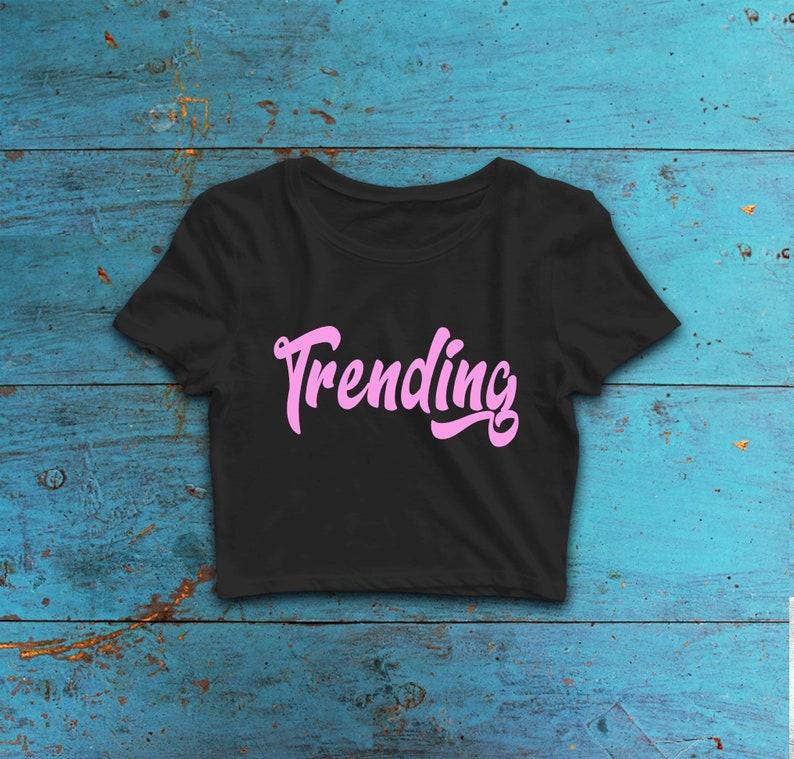 Trending Croptop