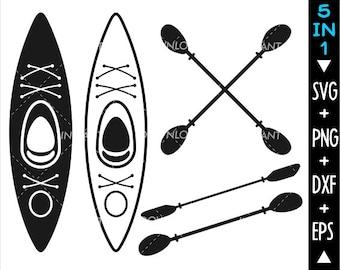 Download Kayaking svg   Etsy