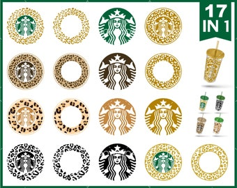 Starbucks Svg Files Etsy