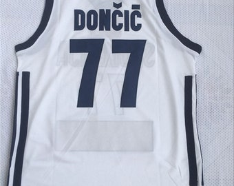 new concept d6bf9 47762 Luka doncic jersey | Etsy