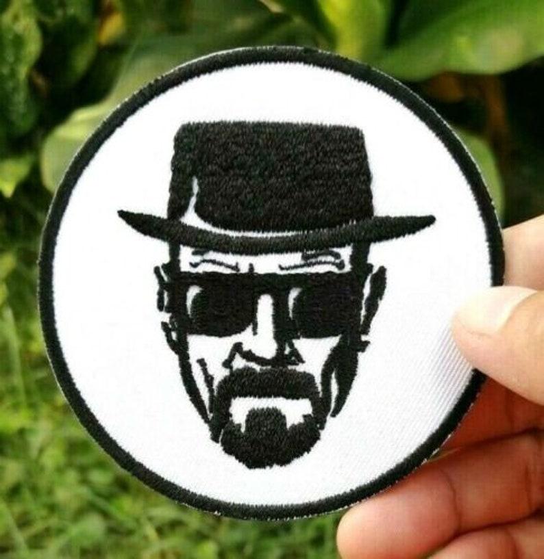 Breaking Bad Heisenburg Embroidered Patch