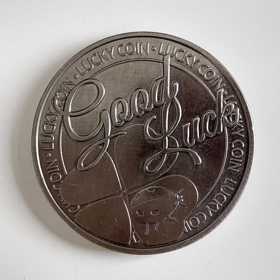 Georgia Lottery Lucky Scratch And Win Coin