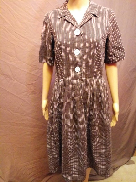 1960s Toni Todd dress