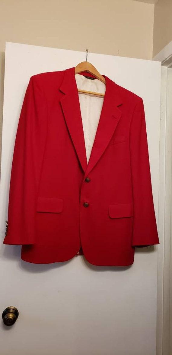 Men's cashmere sports jacket - Donald Brooks