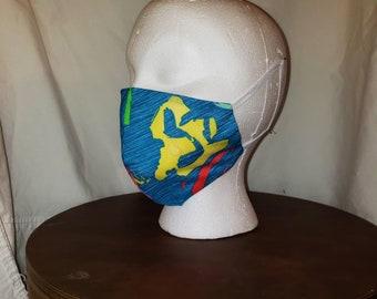 Key west mask | surfer mask
