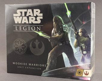 Star Wars Legion: Wookie Warriors (2021) Unit Expansion