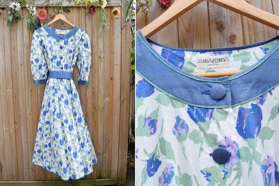 Anna Belinda Edwardian Style Floral Day Dress | 19