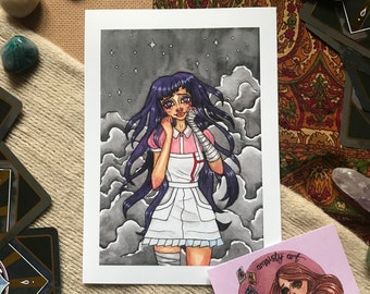 Love /& Despair Mikan Sticker Slap
