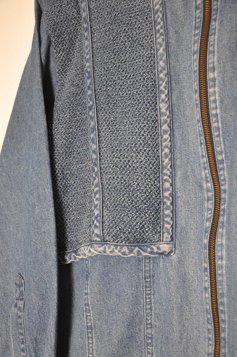 80s Denim Jacket Blue Vintage Denim Jacket Vintage Denim Jacket Blue Jean Jacket