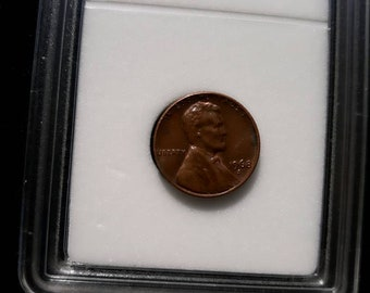 1968 lincoln penny   Etsy
