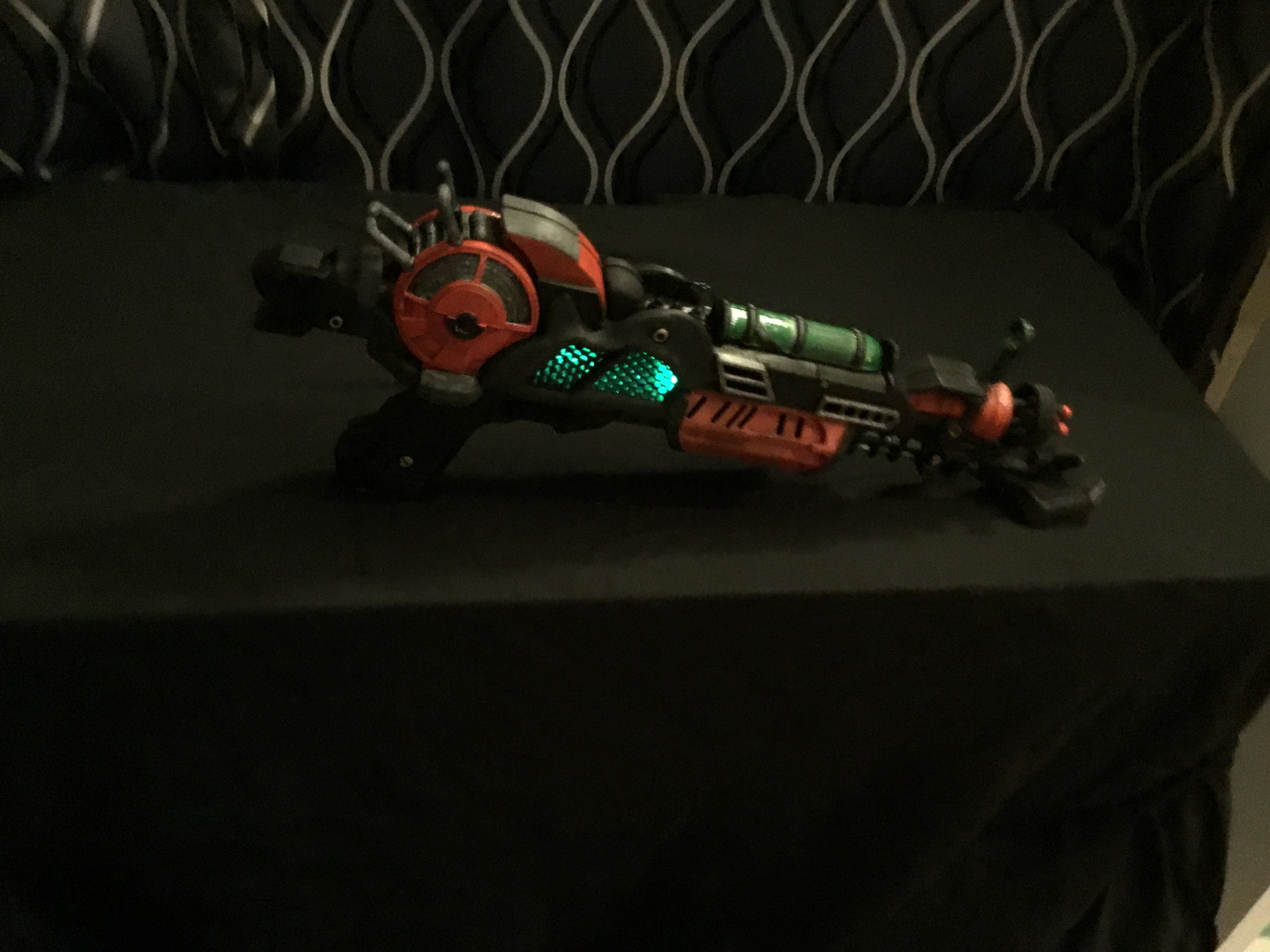 COD Black Ops 4 Mark 2 Replica with LED Lighting
