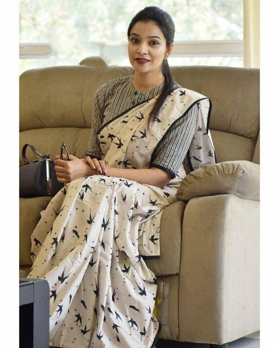 Heavy Japan satin With Digital Print saree and blouse for women designer saree,bridal saree,saree for women,wedding saree,saree,black saree