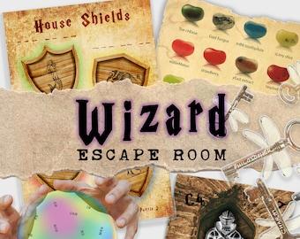 Escape Room Party Etsy