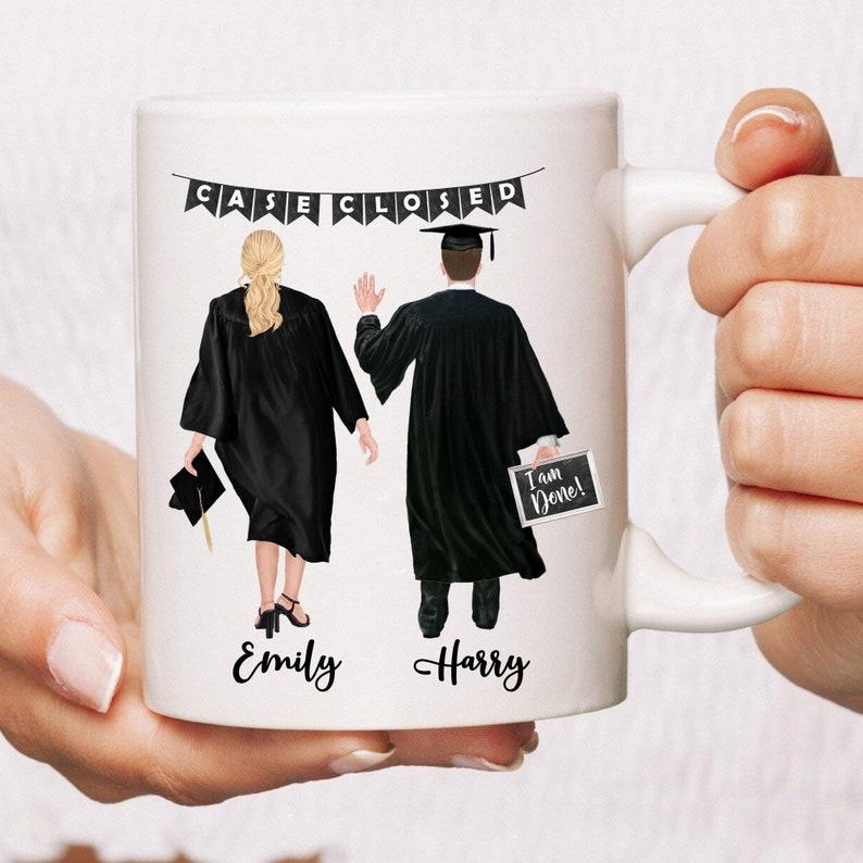 PERSONALIZED Graduation Coffee Mug Personalized Graduation image 0