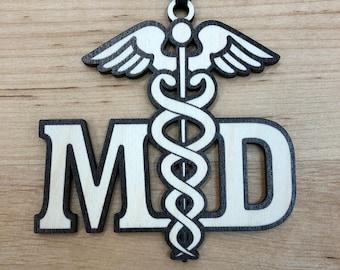 Medical Doctor MD - Ornament
