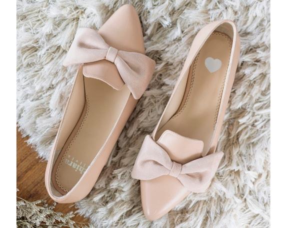 Leather Flats Bridal Flats Flat