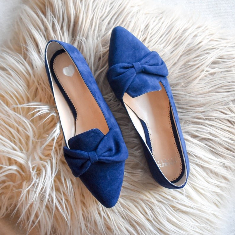 Off white python slingback pointed toe flat Women leather pointy flats Leather Ballet flats Leather ballerina women pointy flats