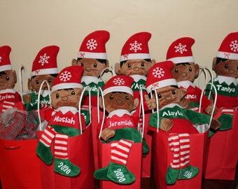 Personalized Elf, Christmas Elf