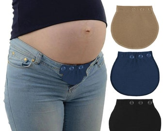 Trouser Hook Bar Skirt Tunic Fastener Sew On Repair Waist Expand Jean Pant Craft