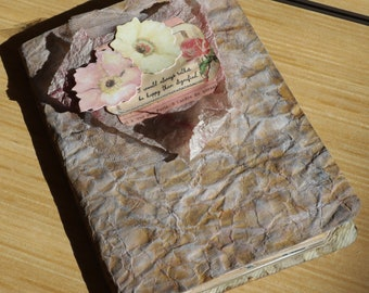Hand-Made Jane Eyre Themed Journal