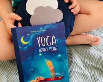 Yoga, Moon & Stars