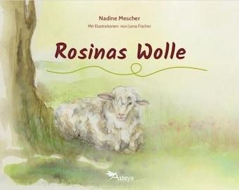 Rosinas Wolle - Waldorf Children's Book