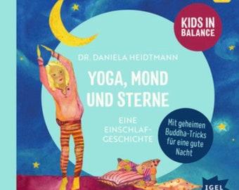 "CD Audiobook ""Yoga, Moon & Stars"""