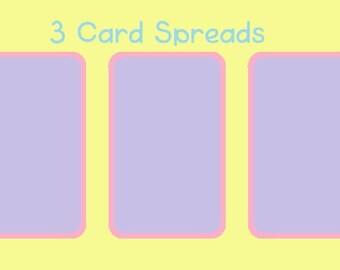 Tarot spreads | Etsy