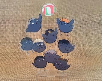 Haikyuu!! | Karasuno Crows Acrylic Standee