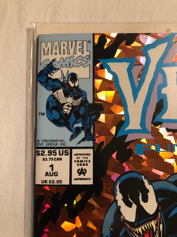 Venom Funeral Pyre first issue